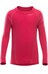 Devold Duo Active Kid Shirt Raspberry